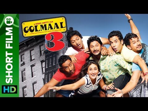 Golmaal 3 | Short Film | Why do Kareena and Ajay keep losing it? | Full Movie Live on Eros Now thumbnail