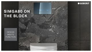 Geberit on THE BLOCK - George and Bec luxorious female bathroom
