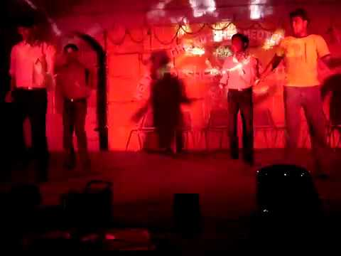 West Bengal Adibasi Medicos' Association - Freshers' Welcome 2007 (santali Song) video