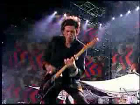 The Rolling Stones - Jumpin Jack Flash - Live Rock in Rio