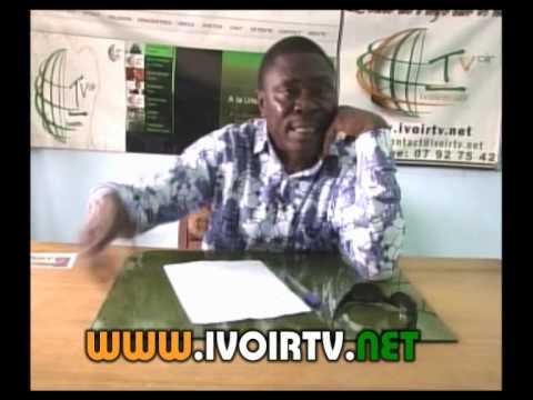 GBI DE FER commente les proces d'actualité en Cote d'Ivoire