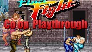 Final Fight Arcade Co op