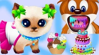 15,000 Subscribers!!!!!  Special Thank You Ice cream Kitty Cat Dog Play