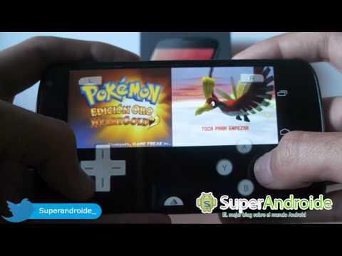 El mejor emulador de NDS (Nintendo DS) para android. Drastic