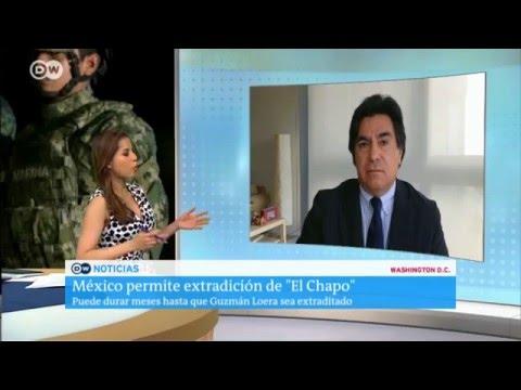 El narcotraficante El Chapo será extraditado a los EE. UU.