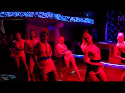 Latin Motion Fashion Birthday 2013 - Cha-cha-cha Ladies Show - Fashion (Koval Marina)