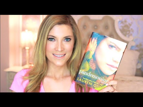 Glitterature: Pandemonium Book Review