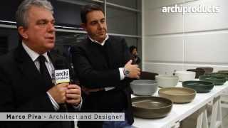 CERAMICA CIELO | Conversazione con Marco Piva e Alessio Coramusi