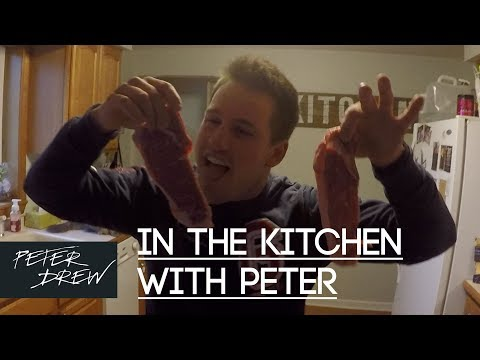 Birthday Month Vlog 05 : In The Kitchen With Peter