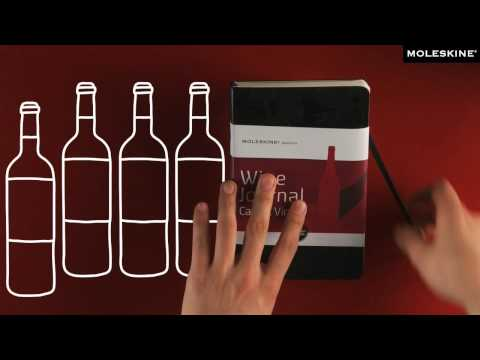 Moleskine Passions - Wine Journal