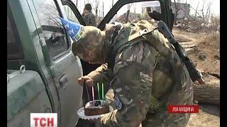 Як святкують свої дні народження бійці на передовій - (видео)