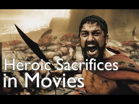 43 Heroic Sacrifices in Movies (Supercut)