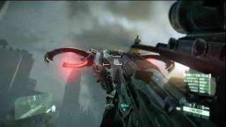 Crysis 2_ Scariest Alien In The Game!!