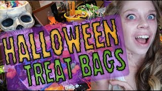 Halloween Treat Bags 2017! - What I Give to Trick or Treaters