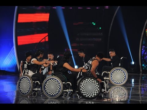 Tgt S.4-4d Semi-final Ep7 : Tgt04 - Wheelchair Dance video