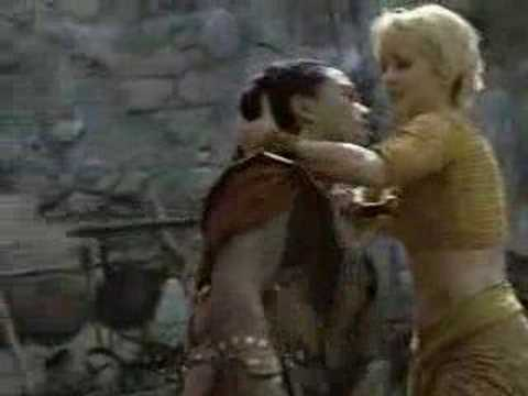 Xena Bloopers Season 4 video