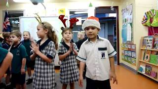 Watch Bucko & Champs Aussie Jingle Bells video