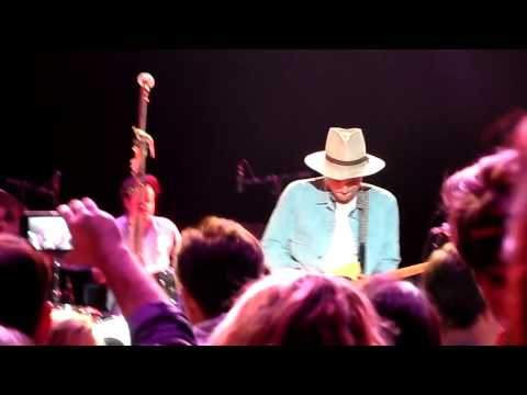 If I Ever Get Around To Living - John Mayer - 04/25/13 at Tuscaloosa Amphitheater