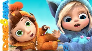 😍 Nursery Rhymes | Kids Songs | Baby Songs by Dave and Ava 😍