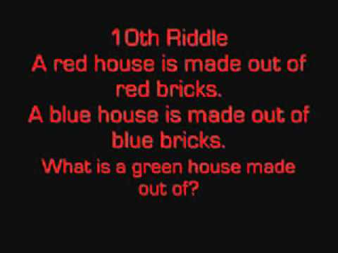 10 Hard Riddles. Can you solve them?
