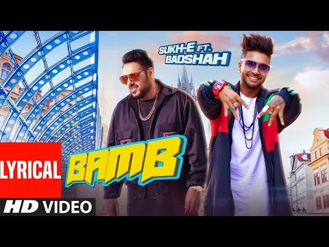 LYRICAL: BAMB Video Song | Sukh-E Muzical Doctorz Feat. Badshah | Jaani