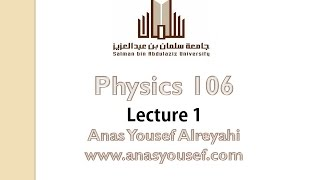 Physics 106 , lecture 1, nuclear physics