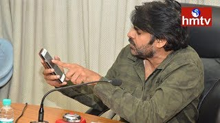 Pawan Kalyan Announces Another Crucial Decision    hmtv