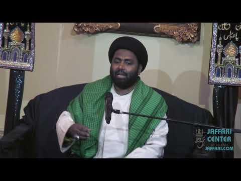28th Saffar 2019/1441 Maulana Kalbe Abbas Rizvi