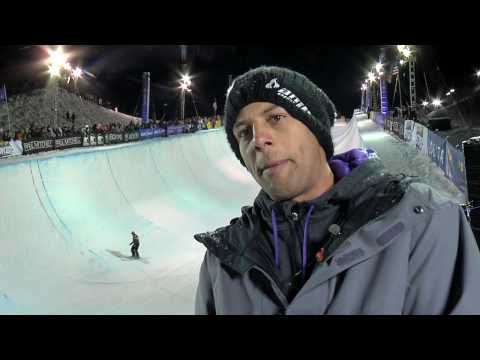AMP Energy: Frends Kill it at Grand Prix Snowboarding Halfpipe Qualifiers Video