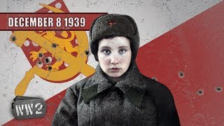 The Invasion of Finland - WW2 - 015 8 December 1939