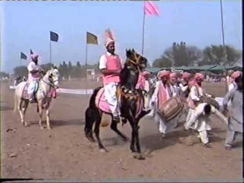 Shaheen club at Bejarwala 2003 (Pakistani Horses)