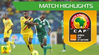 CAN Orange 2013 | Mali 1-4 Nigéria