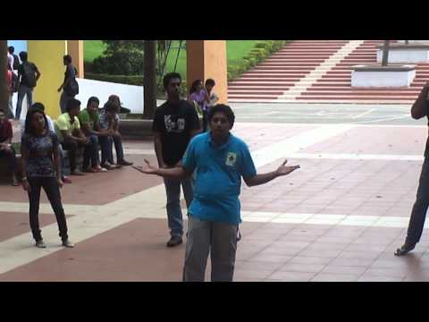 Sliit Walk Flash Mob video