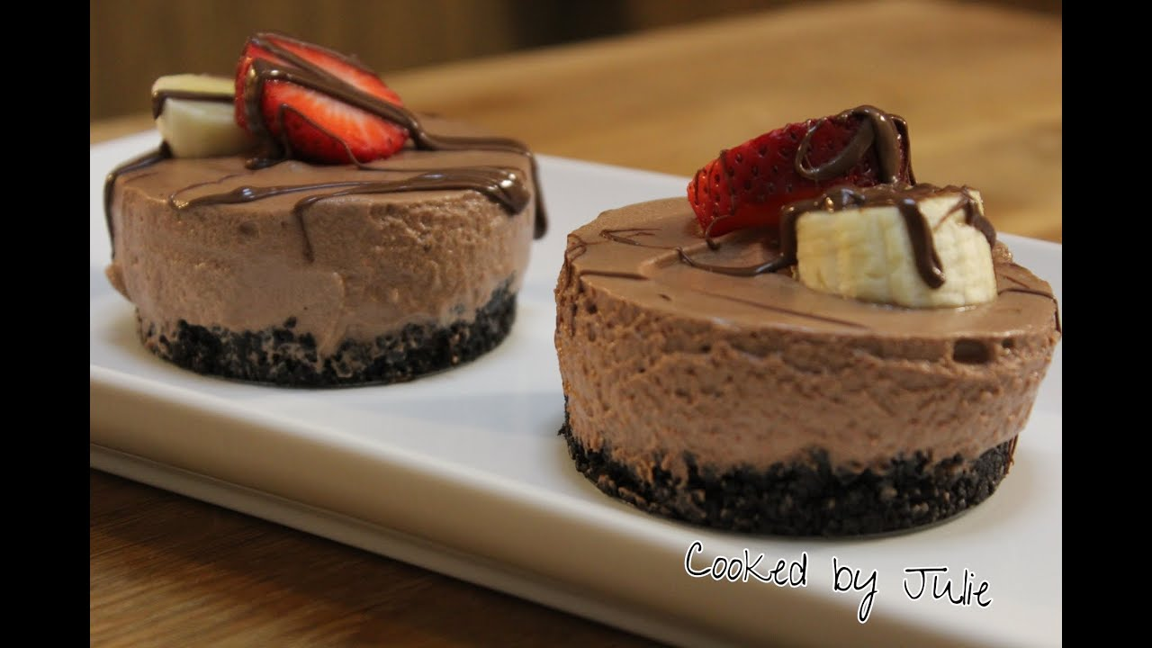 Oreo Chocolate Mousse Cake