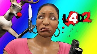 Left 4 Dead 2 - Christmas Edition! (Mods & Funny Moments)