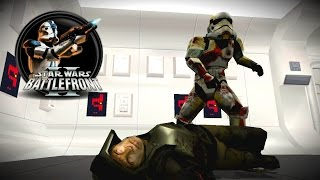 Star Wars Battlefront II Mods (PC) HD: Zombie Infection | Death Troopers