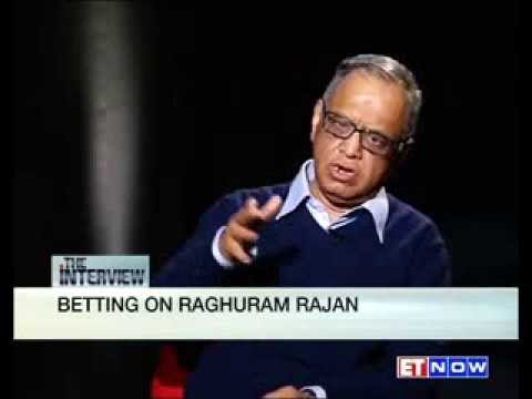 The Interview: In Conversation with Narayana Murthy, Chairman, Infosys