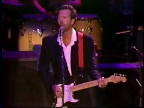 Eric Clapton - Lay down Sally [Live at San Francisco 1988]