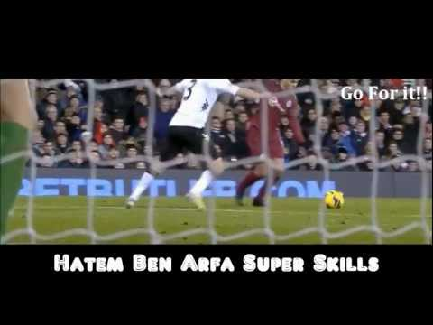 Hatem Ben Arfa - Newcastle United - Super Skills HD ~ ベンアルファ スーパープレイ