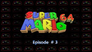 ZcS Super Mario 64 - Ep3 Friendship is formed threw my body.