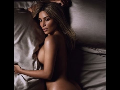 Kim Kardashian NUDE PHOTOS LEAKED!!