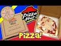 Pizza Hut Electric Kids Oven, Take Out Mini-Pizzas!