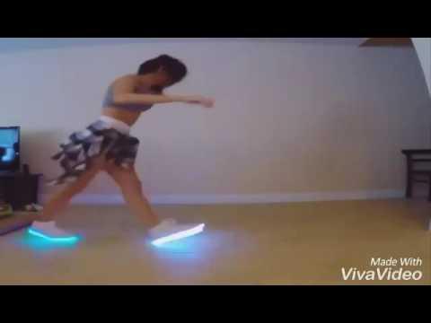 Shuffle - Baile Con Tenis De Luces :')
