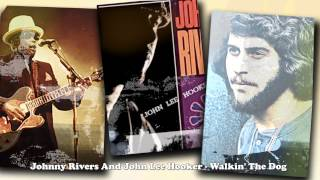Watch Johnny Rivers Walkin The Dog video