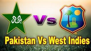 Pakistan Vs Westindies Ist T20 Highlights 2017