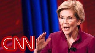 Elizabeth Warren lays out her case for impeaching Trump