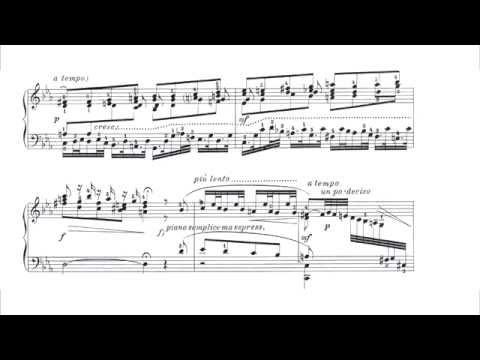 Бах Иоганн Себастьян - Токката c-moll BWV911