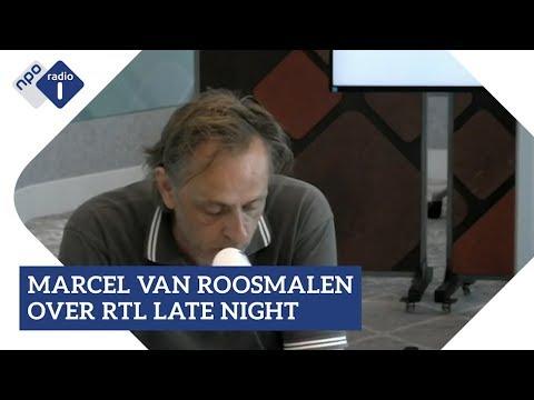 Marcel van Roosmalen over RTL Late Night| NPO Radio 1
