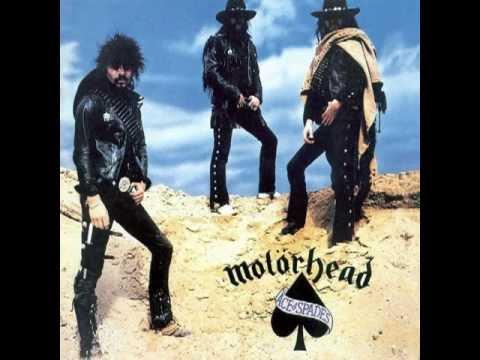 Motorhead - Ace of Spades2