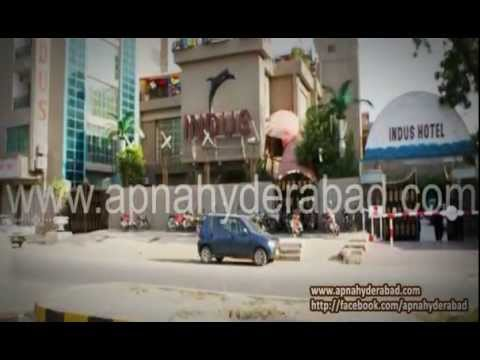 Welcome to Apna Hyderabad (City of Cool Breeze) Sindh Pakistan - 2011